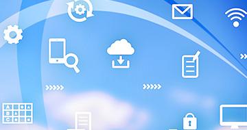 ICTの積極活用! 円滑で効率的な業務を推進します